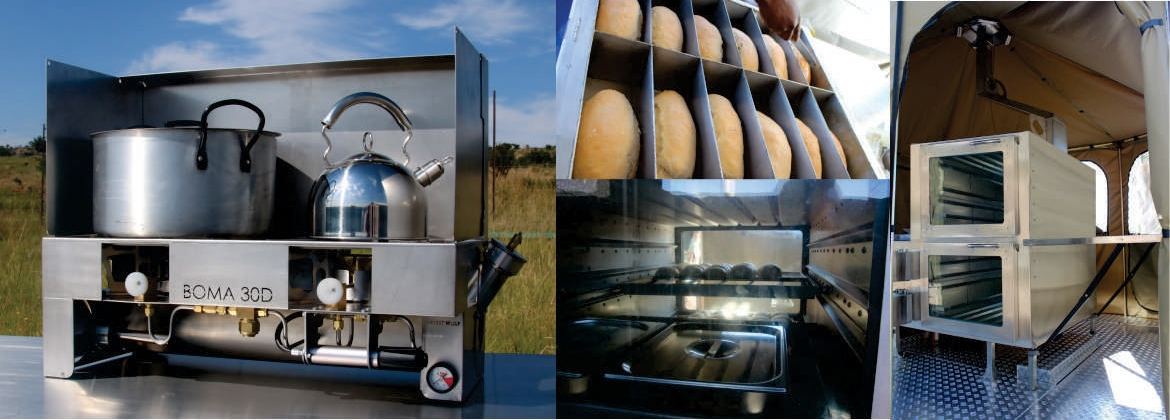 Diesel Stoves and Ovens