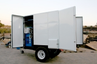 Water Purification Trailer