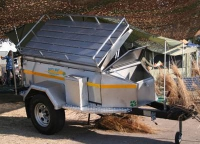 Kampa 4x4 - Rugged terrain workhorse
